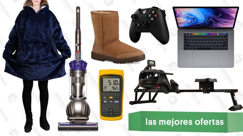 Illustration for article titled Las mejores ofertas de este martes: Dyson Ball, Ugg, Macbook Pro y más