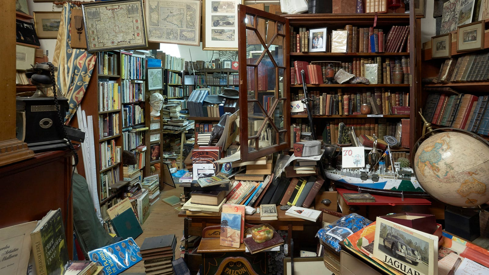 Struggling Used Bookstore Has Tried Everything But Organizing Books By Genre And Author