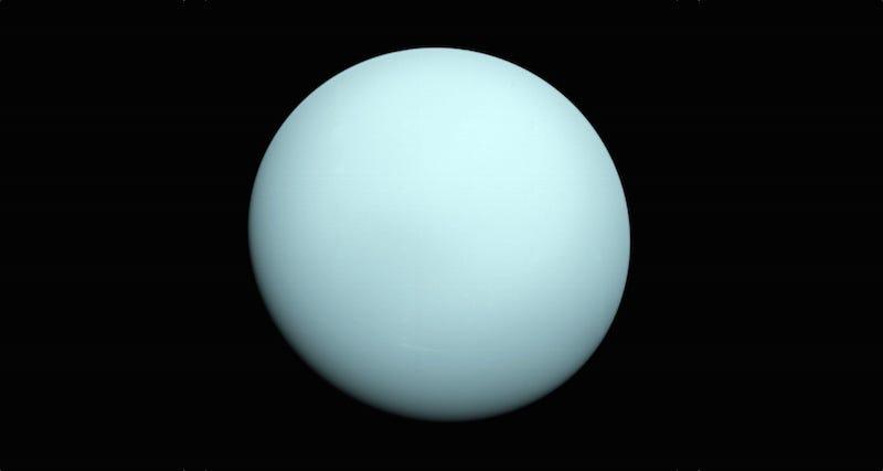 "Illustration for article titled La curiosa historia de cuando Urano se llamaba simplemente ""George"""