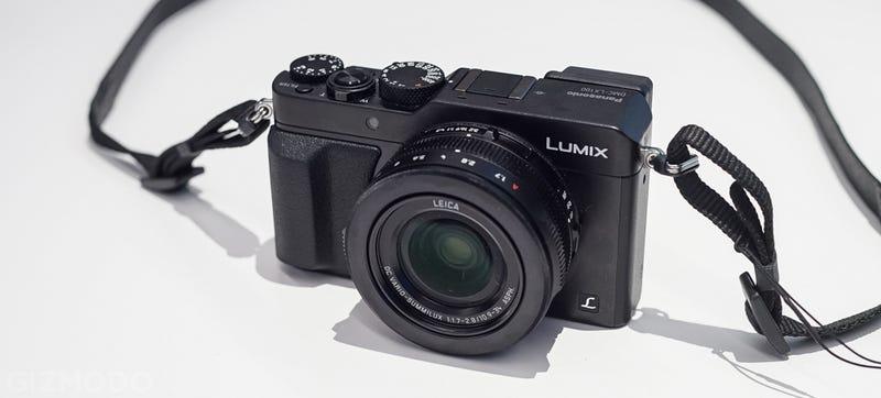 Illustration for article titled Panasonic LX100: comienza la batalla por la compacta perfecta