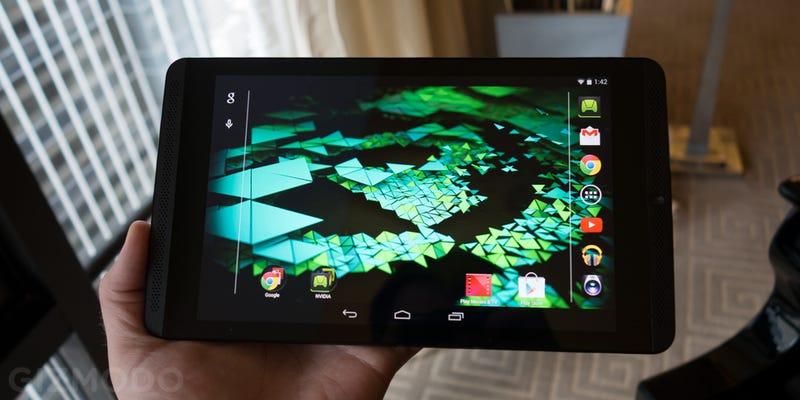 Illustration for article titled Nvidia Shield Tablet: una tableta con corazón de consola