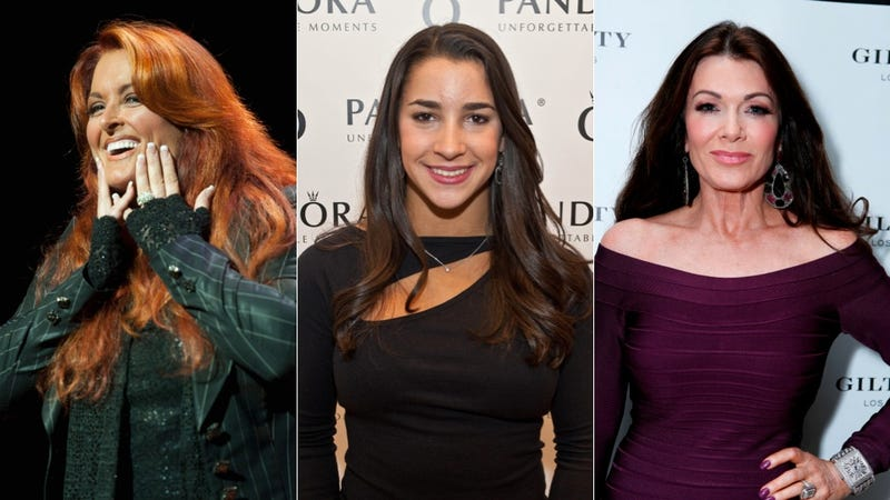 Illustration for article titled New DWTS Cast Includes Wynonna Judd, Aly Raisman, Lisa Vanderpump