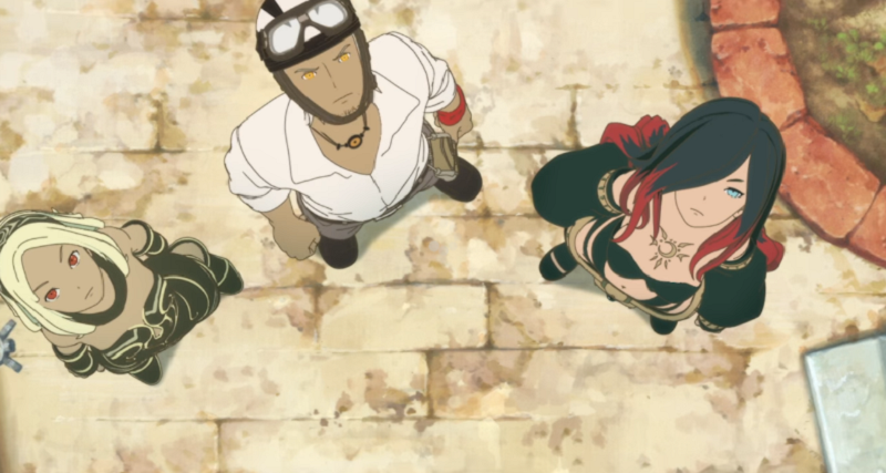 Illustration for article titled The Anime Prequel To Gravity Rush 2Is Now Available In Full