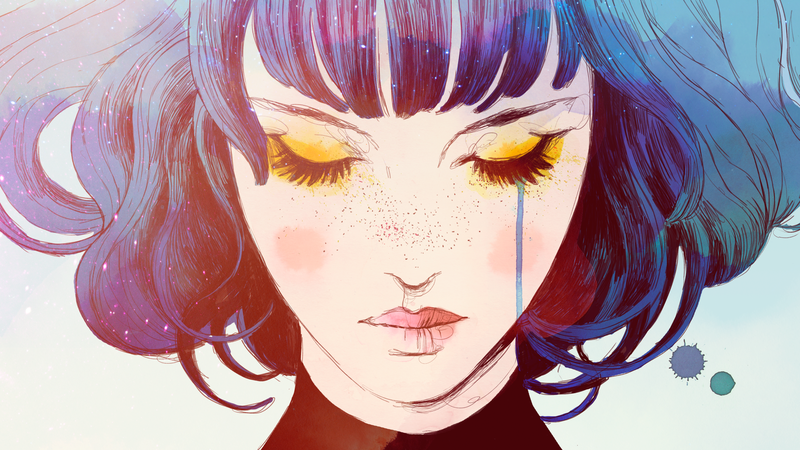 Illustration for article titled Gris Looks Beautiful