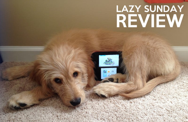 Illustration for article titled Lazy Sunday Review: The 2DS