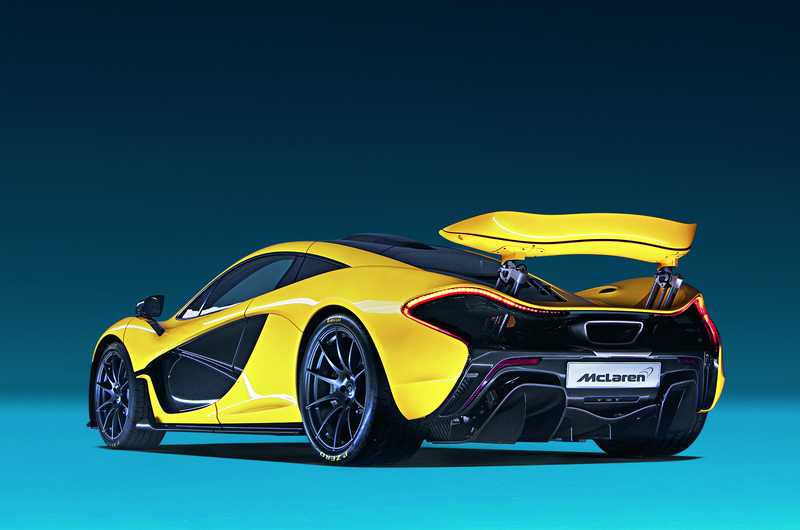 Illustration for article titled McLaren P1 - All The Facts