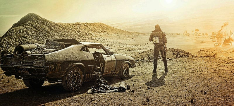 Illustration for article titled How Will You Maintain Your Car In The Apocalypse?