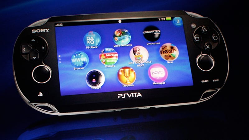 Illustration for article titled Report: The PS Vita Is Powered by Samsung