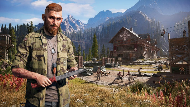 Illustration for article titled Far Cry 5 Runs Great Even On Older PCs