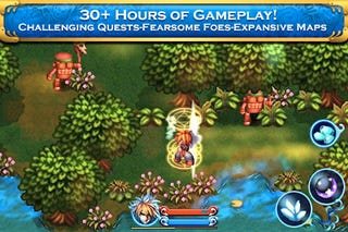 Illustration for article titled Heroes Lore Is Another Dose of Vintage RPG for Your iPhone