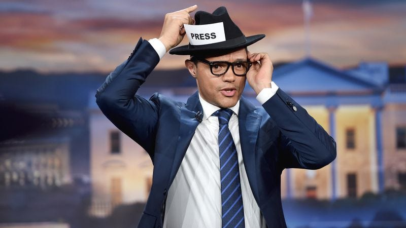 The Daily Show With Trevor Noah (Photo: Jason Kempin/Comedy Central)