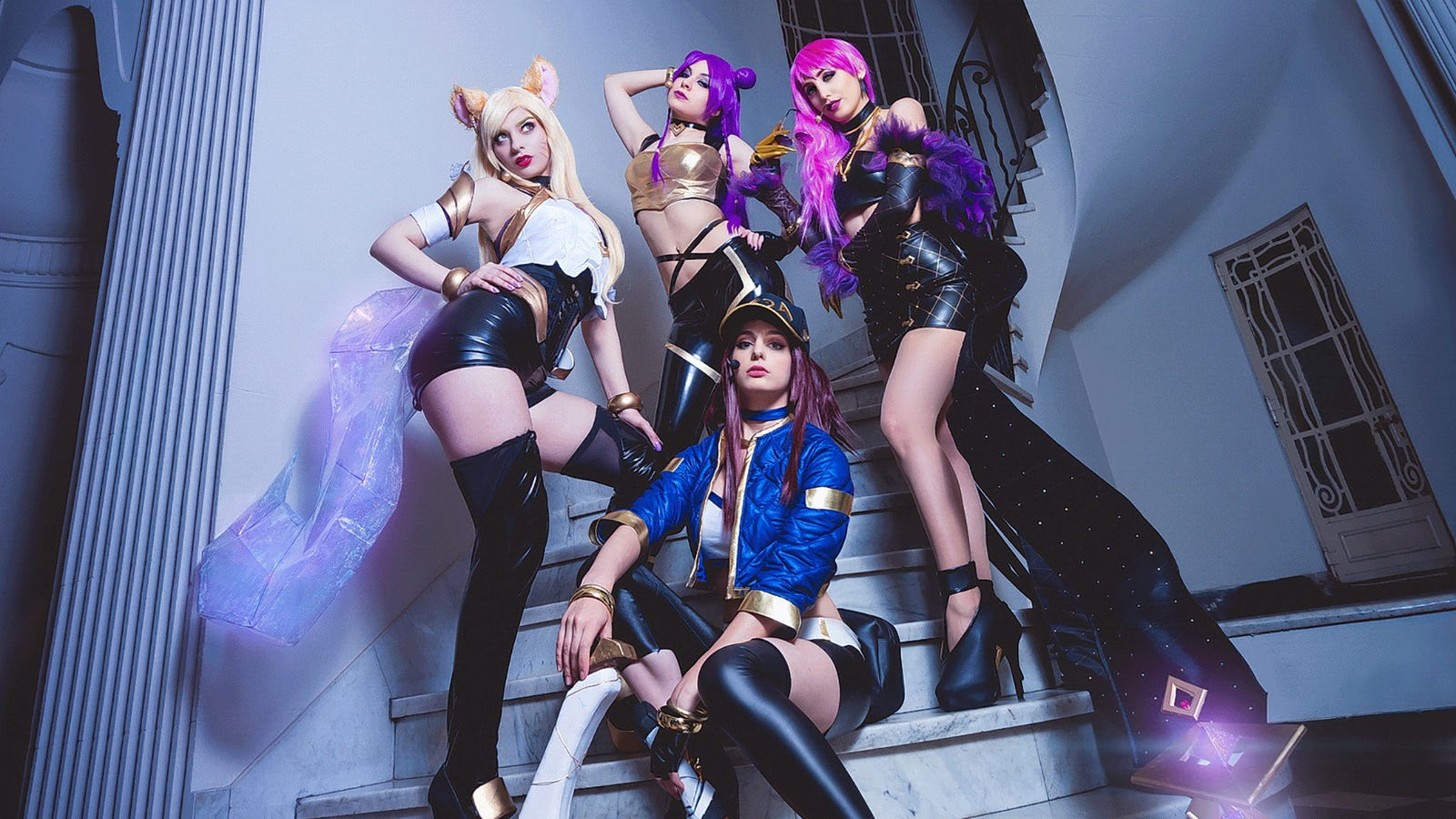 League Of Legends' K-Pop Video Already Has Amazing Cosplay