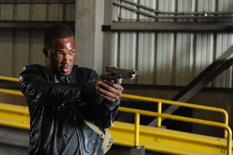 Corey Hawkins as Eric Carter in 24: Legacy (Ray Mickshaw/Fox)
