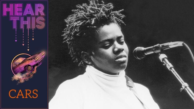 Tracy Chapman Understands The Freedom Of A Friends Fast Car - Fast car lyric video