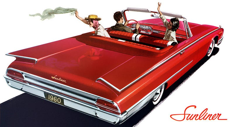 Illustration for article titled WideOpenWednesday: the '60 Ford