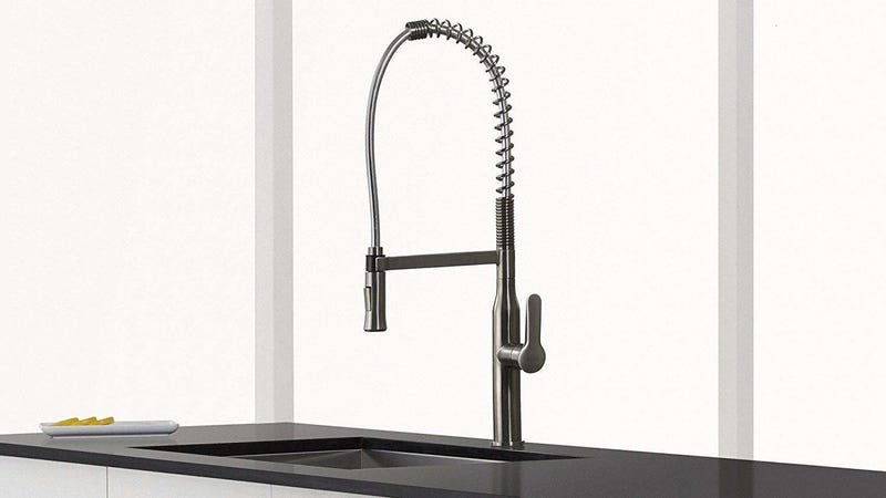 One Of Our Readers' Favorite Kitchen Faucets Is Down To Its Best Price of the Year