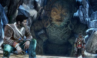 Illustration for article titled Uncharted 2, Wii Fit Plus & Borderlands Bow Big In October