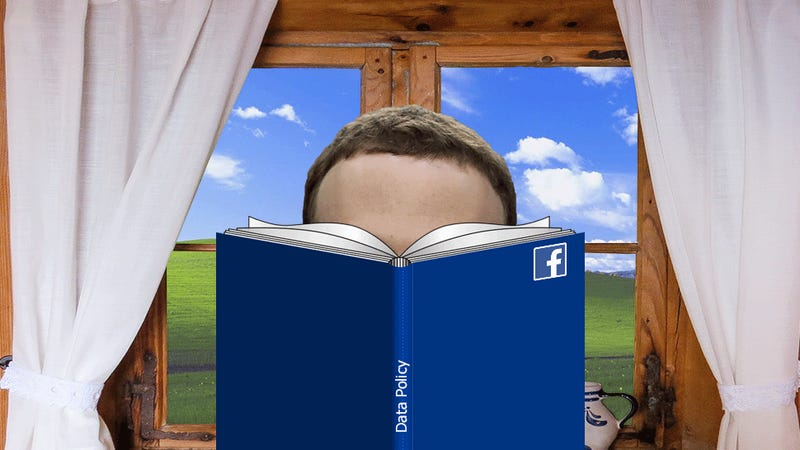 Weekend Long Reads: Facebook's New Data Policy