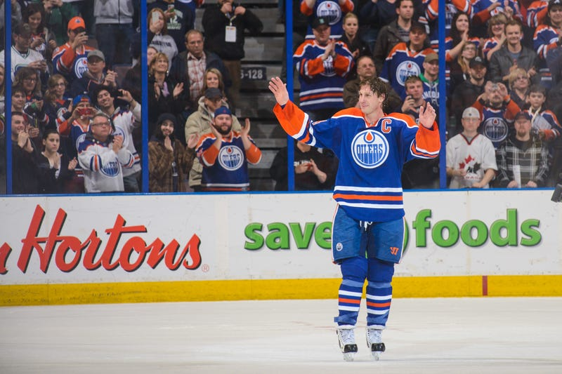 Illustration for article titled Ryan Smyth Says Goodbye