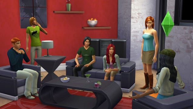 Sims 4 Mods Add Teen Pregnancy, Incest And Polygamy-4477