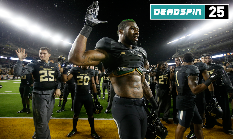 Illustration for article titled Deadspin 25: Baylor Is Absolutely Terrifying