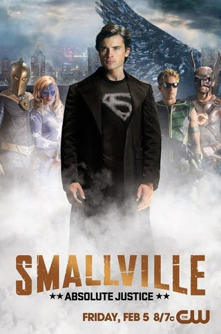 Illustration for article titled Smallville Gallery