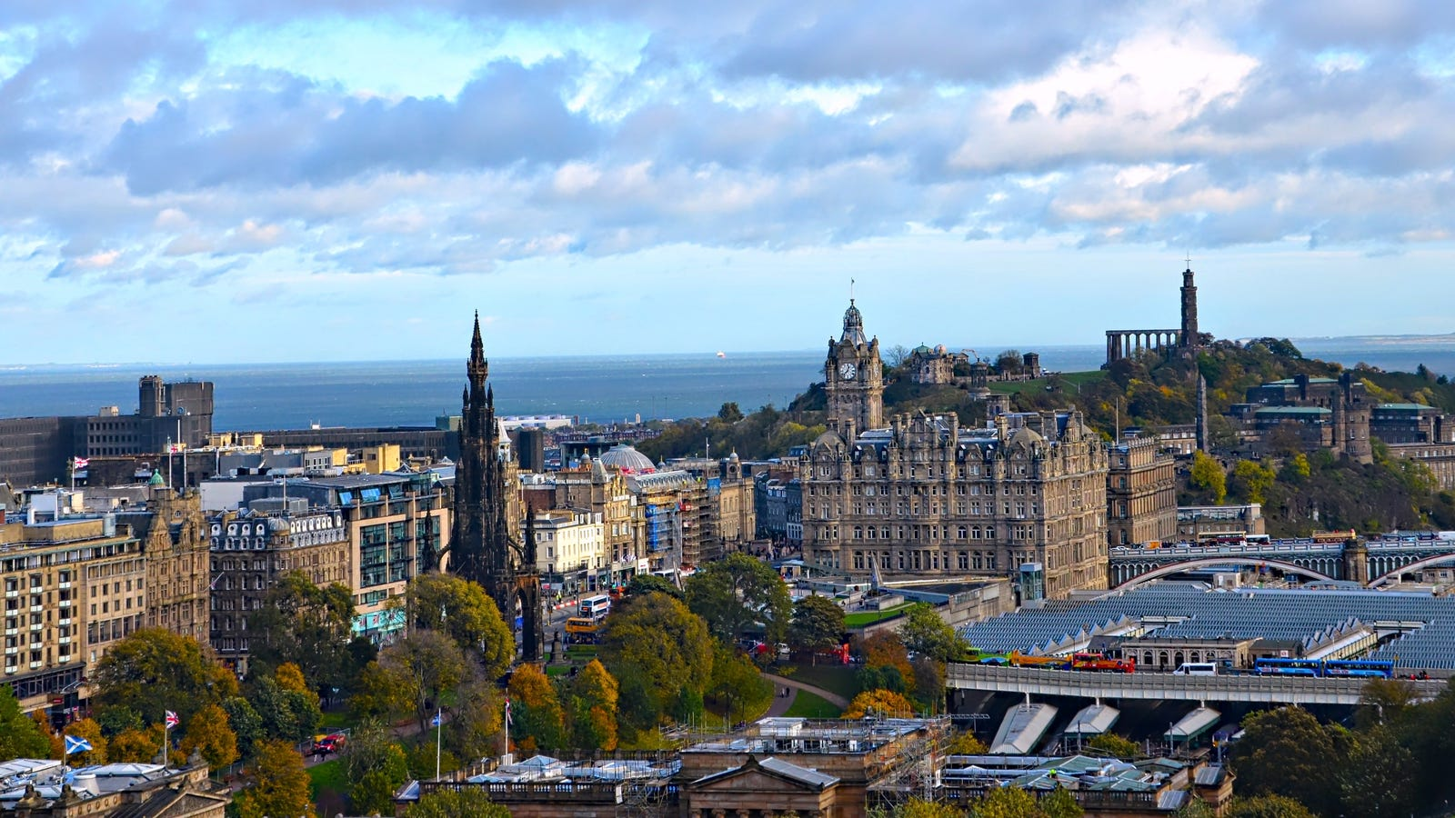 City Breaks Edinburgh: The Best Travel Deals for an ... |Edinburgh Vacation