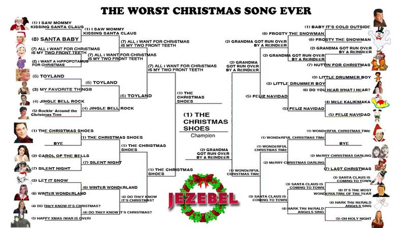 We've Found The Worst Christmas Song Ever
