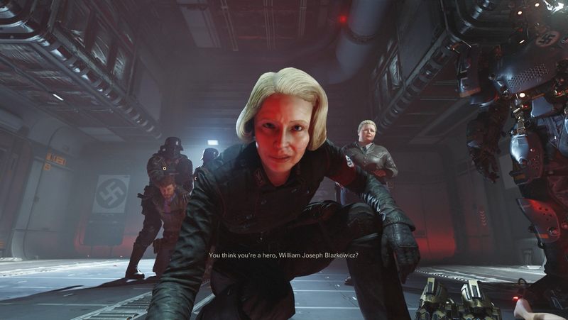 Illustration for article titled Wolfenstein 2 Reminds Us What Heroes Look Like