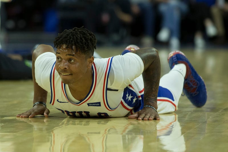 Illustration for article titled Markelle Fultz Is A Deranged Weirdo Who Doesn't Know How To Use His Limbs