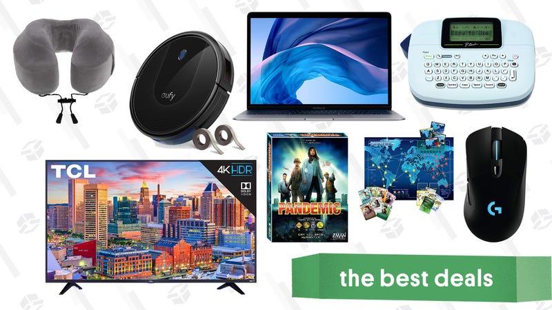 445300cda001c Monday's Best Deals: Macbook Air, Eufy RoboVac 30, Pandemic, 55