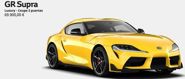Illustration for article titled The Supra is HOW MUCH?!?