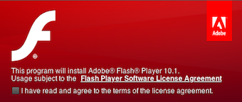 Illustration for article titled Flash On Mac Just Got More Tolerable