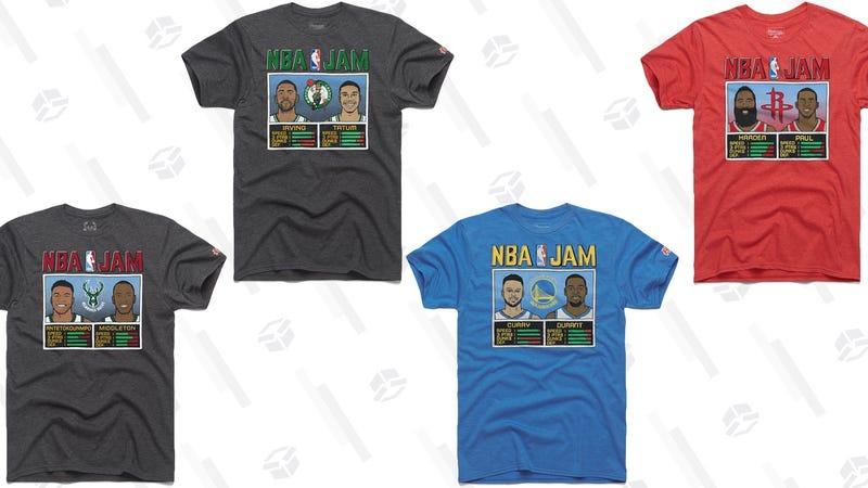 NBA Jam T-Shirts