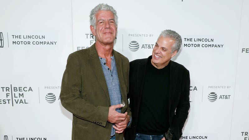 "Illustration for article titled José Andrés and Eric Ripert call for June 25 to be ""Bourdain Day"""