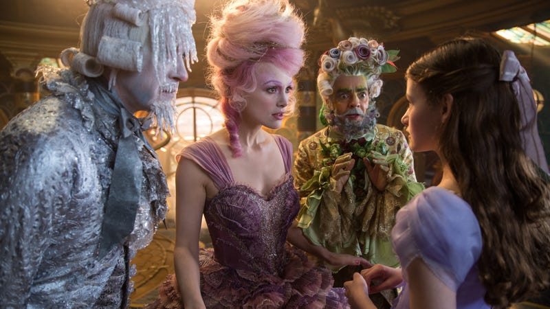 Illustration for article titled The Nutcracker And The Four Realms is another flavorless remake from the Disney magic machine