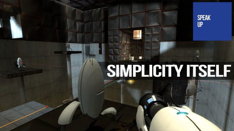Illustration for article titled Why Can't All Games Be As Simple As Portal 2?