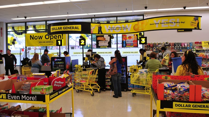 Illustration for article titled Dollar stores double down on discount food