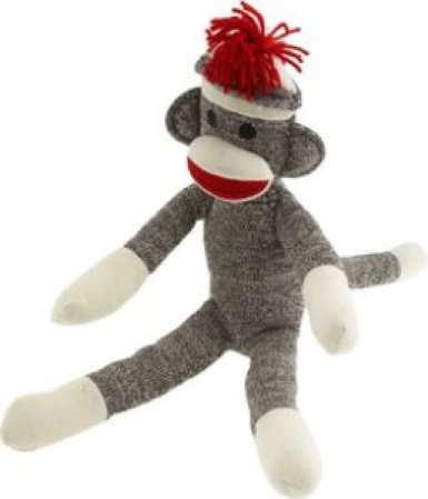 Illustration for article titled Sock monkeys are evil