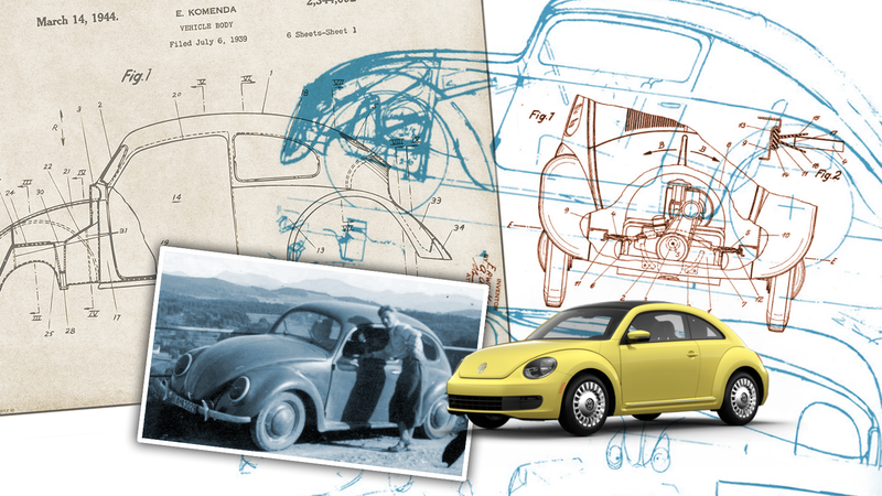 Illustration for article titled Volkswagen Wins Copyright Battle Against Daughter of the Designer of the Original Beetle in Confusing Decision