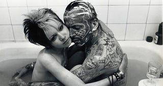 Illustration for article titled A bűnügyi fotós megörökölte egy tetovált bűnöző bőrét