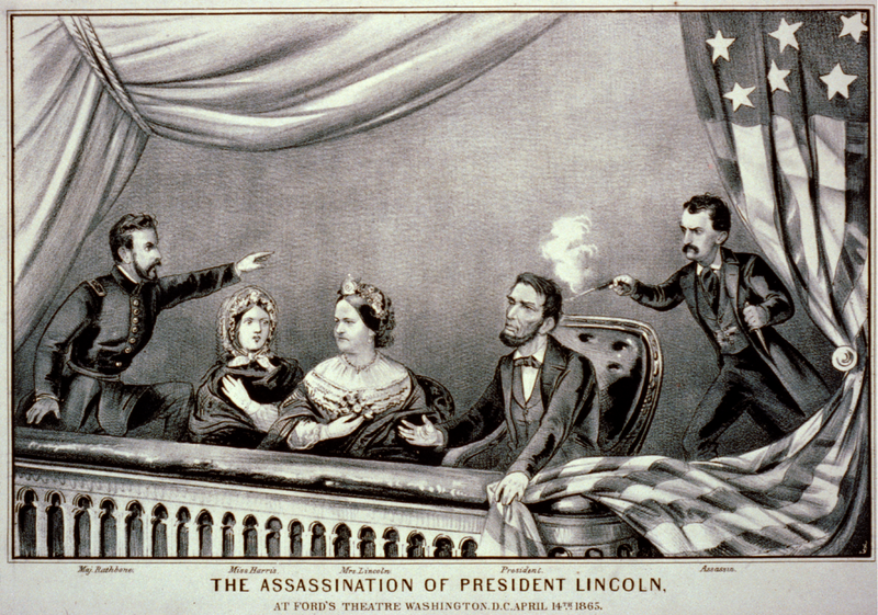 Illustration for article titled Abraham Lincoln Autopsy Notes Reveal The Horror Of An Assassin's Gunshot
