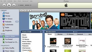 Illustration for article titled iTunes 7.5 Released, Download it Now
