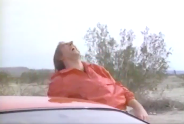 Witness Nicolas Cage's gone-in-60-seconds cameo in this 1989 straight-to-video stinker