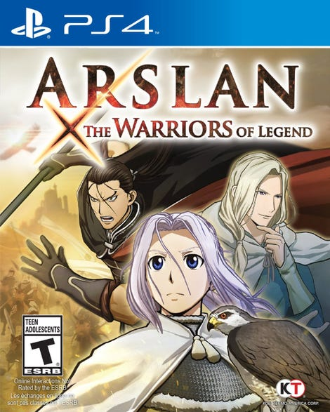 Illustration for article titled TAY Deal Blip: Arslan: The Warriors of Legend (PS4)