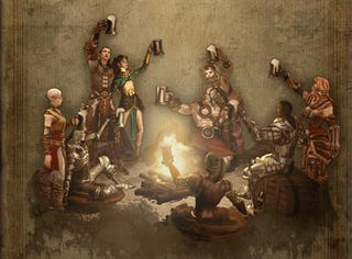 Illustration for article titled A Decade Of Diablo II