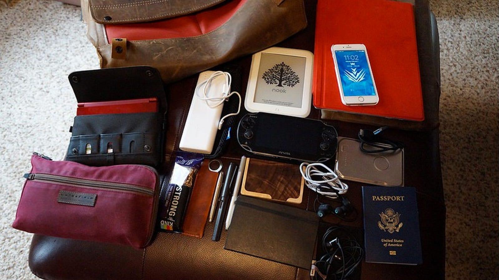 The Tech Gearhead S Go Anywhere Bag