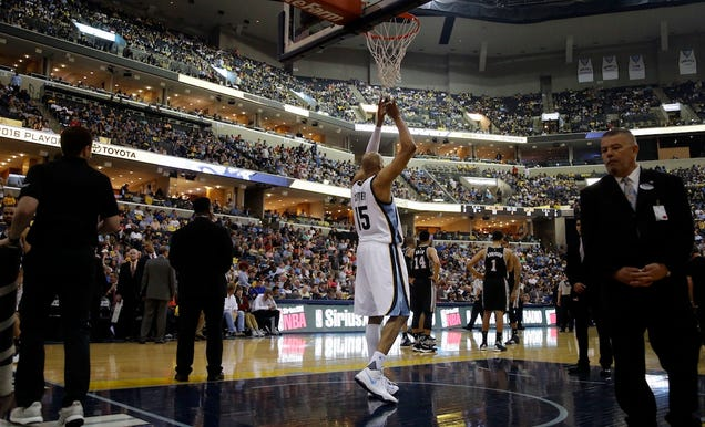 The Many, Many, Many Memphis Grizzlies Have Gone Gently Into Th…