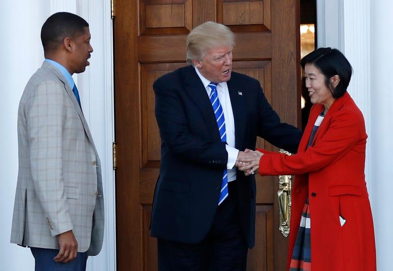 Photo credit: Carolyn Kaster/AP