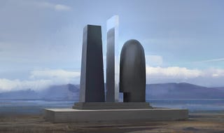 Illustration for article titled EVE Online is Building a Monument in Iceland for All of Its Players